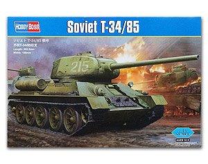 T-34/85 Model 1944 - Factory-No.183  (Vista 1)