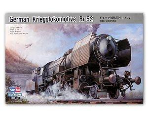 German Kriegslokomotive Br 52  (Vista 1)