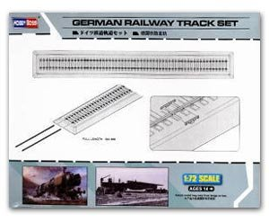 German Railway Track Set - Ref.: HBOS-82902