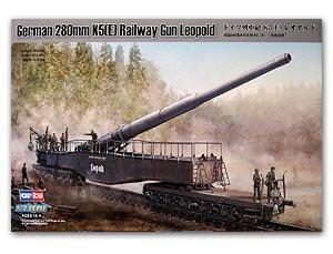 Germany 280mm Kanone 5 (E) Leopold  (Vista 1)