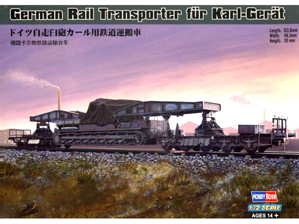 Plataforma de transporte Morser  (Vista 1)