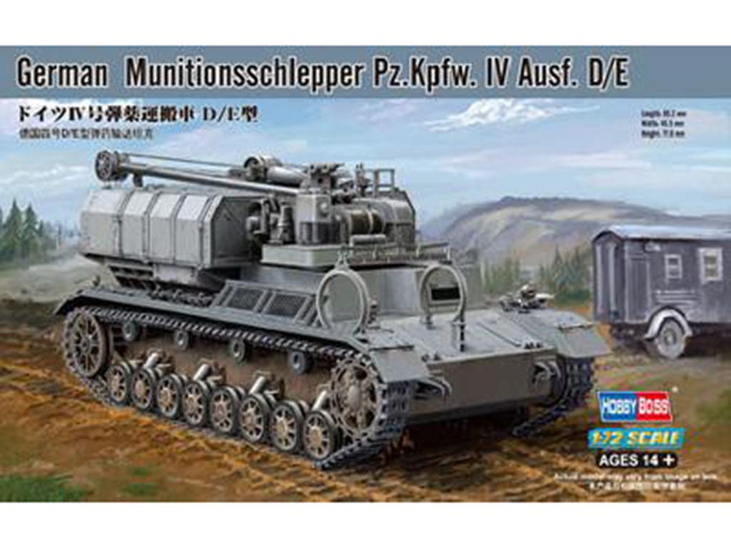 German Munitionsschlepper   (Vista 1)