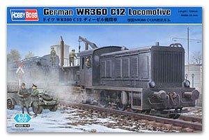 German WR360 C12 Locomotive  (Vista 1)
