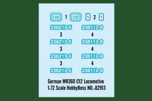 German WR360 C12 Locomotive  (Vista 3)