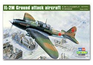 IL-2M Ground attack aircraft   (Vista 1)