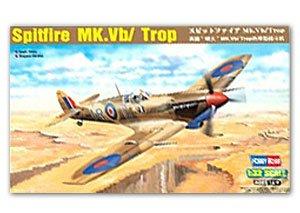 Spitfire MK.Vb/ Trop  (Vista 1)