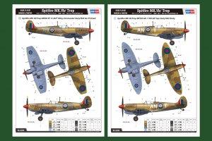 Spitfire MK.Vb/ Trop  (Vista 2)
