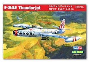 F-84E Thunder Jet  (Vista 1)