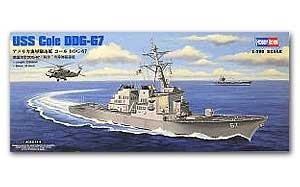 USS Cole DDG-67  (Vista 1)