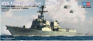 USS Forrest Sherman DDG-98  (Vista 1)