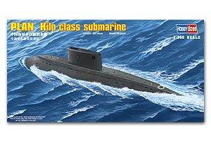 PLAN Kilo class submarine   (Vista 1)
