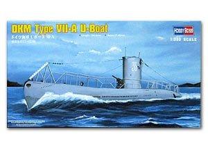 DKM Navy Type VII-A U-Boat   (Vista 1)