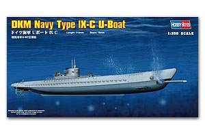 DKM Navy Type lX-C U-Boat   (Vista 1)