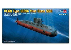PLAN Type 039A Yuan Class Submarine   (Vista 1)