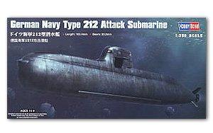 German Navy Type 212 Attack Submarine  (Vista 1)