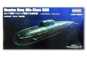 Russian Navy Alfa Class SSN  (Vista 1)