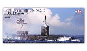 USS Greeneville SSN-772  (Vista 1)