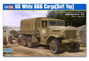 US White 666 Cargo - Ref.: HBOS-83802