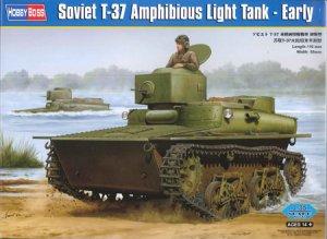 Soviet T-37 Amphibious Light Tank - Earl  (Vista 1)