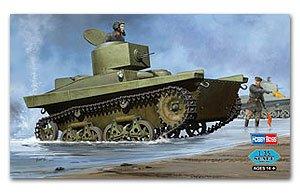 Soviet T-37A Light Tank  (Vista 1)