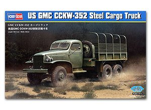 US GMC CCKW-352 Steel Cargo Truck  (Vista 1)