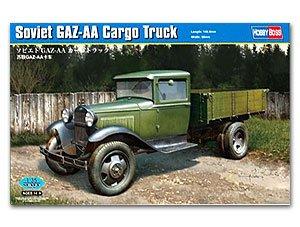 Soviet GAZ-AA Cargo Truck  (Vista 1)