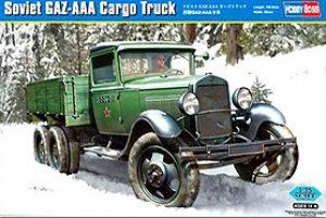 Camión de carga ruso GAZ-AAA  (Vista 1)