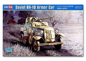 Soviet BA-10 Armor Car  (Vista 1)