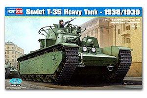 Soviet T-35 Heavy Tank-1938/1939  (Vista 1)