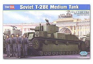 Soviet T-28E Medium Tank  (Vista 1)