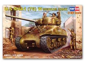 U.S M4A176 (W) Tank  (Vista 1)