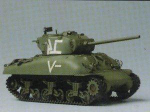 U.S M4A176 (W) Tank  (Vista 2)