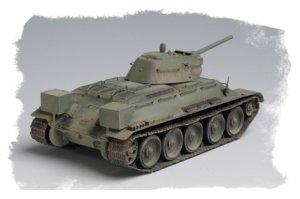 Russian T-34/76 Tank 1942  (Vista 2)