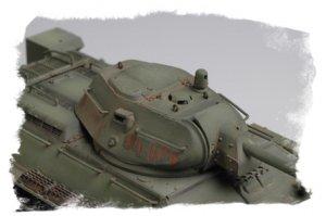 Russian T-34/76 Tank 1942  (Vista 5)