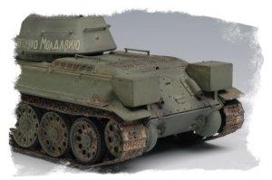 Russian T-34/76 Tank 1943  (Vista 5)