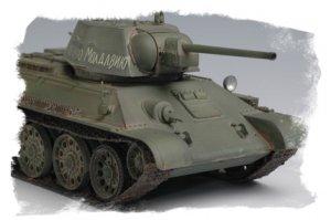 Russian T-34/76 Tank 1943  (Vista 6)
