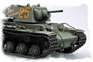 Russian KV-1 1941 Small Turret  (Vista 3)