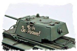 Russian KV-1 Model 1942  (Vista 3)