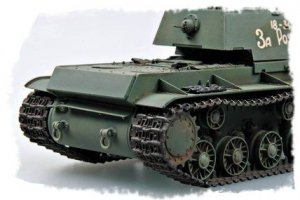 Russian KV-1 Model 1942  (Vista 5)