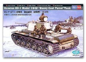 Russian KV-1 Model 1942  (Vista 1)