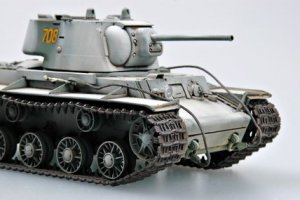 Russian KV-1 Model 1942  (Vista 4)