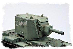 Tanque Ruso  KV  (Vista 3)