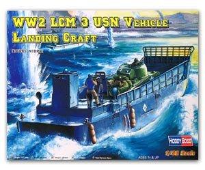LCM 3 USN Vehicle Landing Craft  (Vista 1)