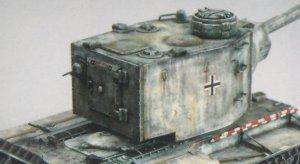 German Pz.Kpfw KV-2 754( r )  (Vista 2)
