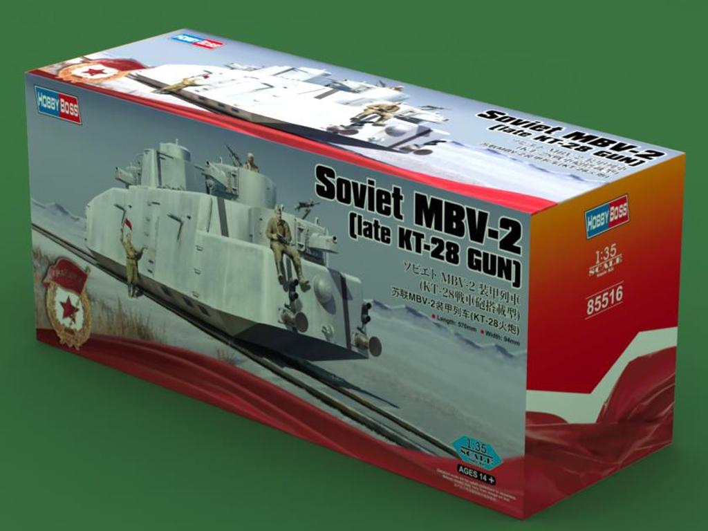 Soviet MBV-2  (Vista 1)