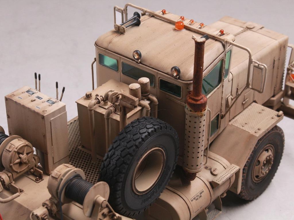 M911 C-HET w/m747 Heavy Equipment Semi-T  (Vista 11)