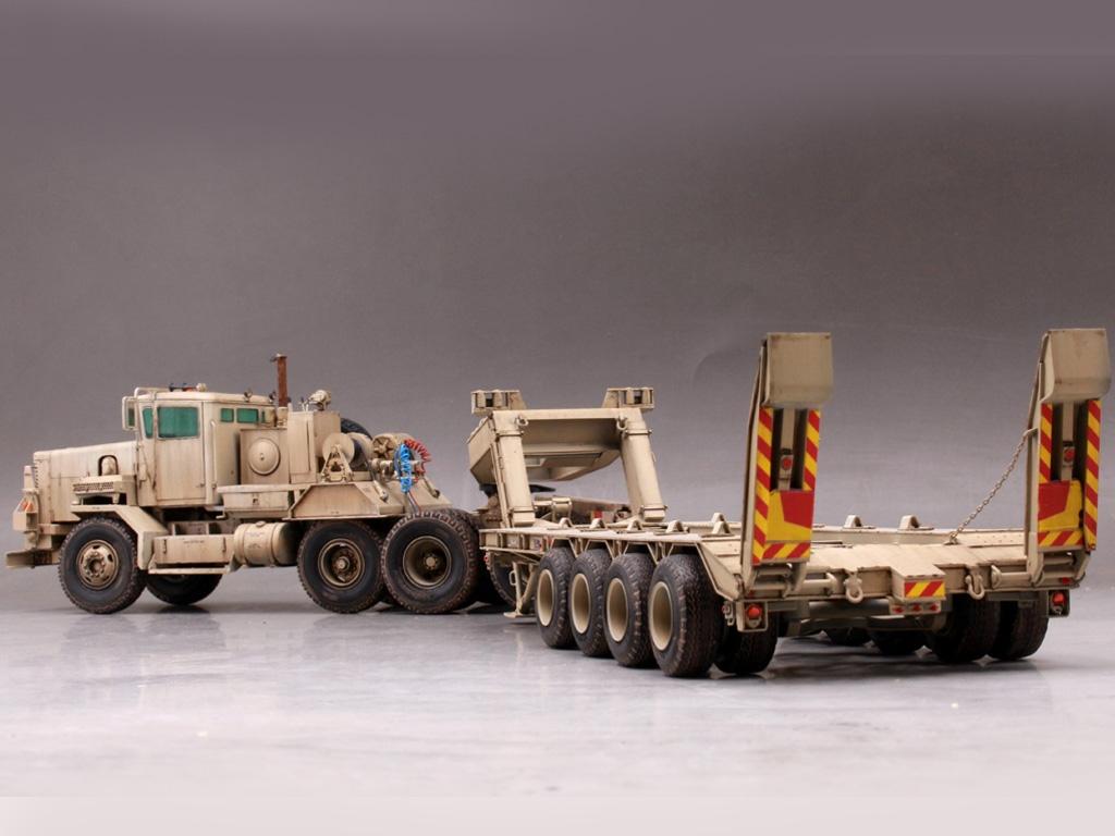 M911 C-HET w/m747 Heavy Equipment Semi-T  (Vista 4)
