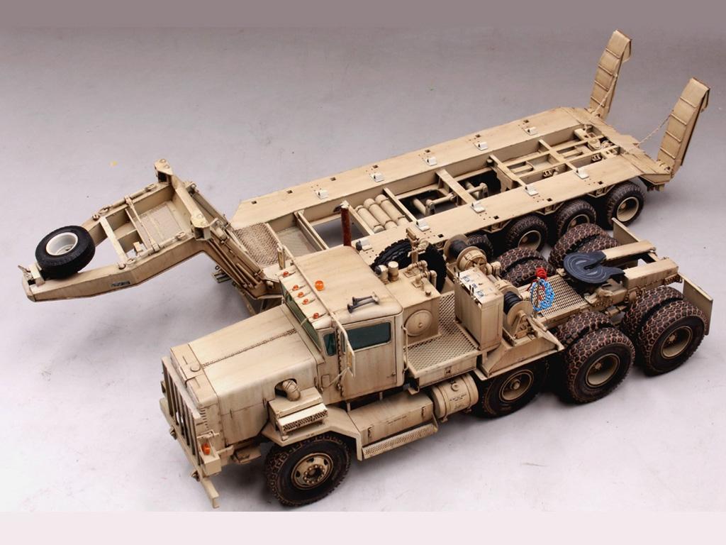M911 C-HET w/m747 Heavy Equipment Semi-T  (Vista 5)