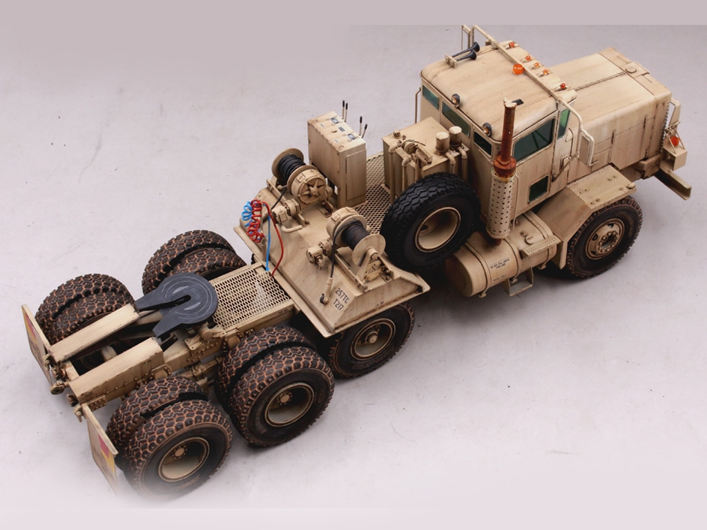 M911 C-HET w/m747 Heavy Equipment Semi-T  (Vista 6)