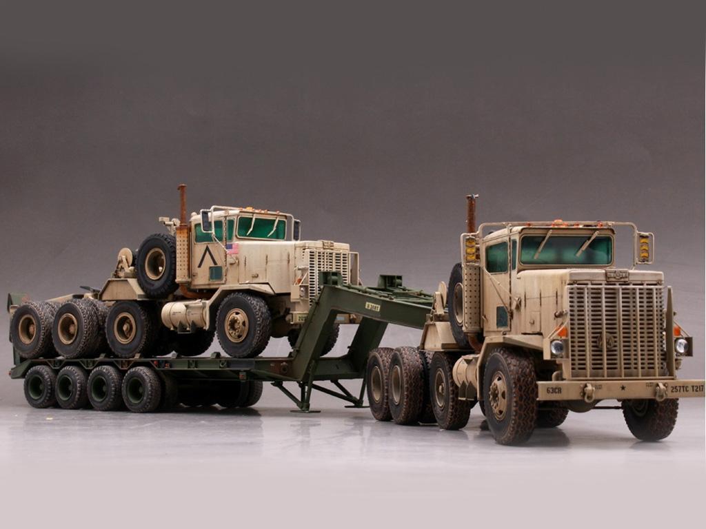 M911 C-HET w/m747 Heavy Equipment Semi-T  (Vista 7)